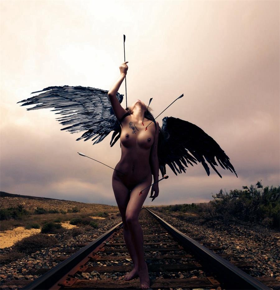 超高价购得另类艺术摄影大师李思谋作品集美女嫩模颜值都非常高裸体各种异类风格套图+视频 制服诱惑-第5张
