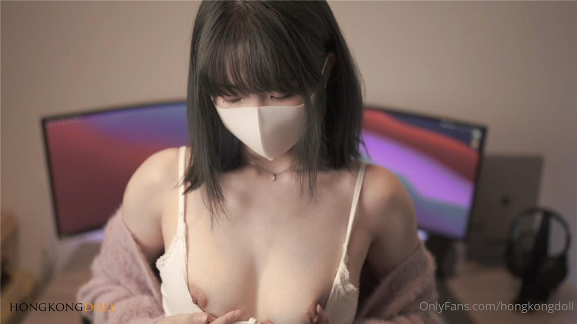 【极品❤️推荐】超爆极品女神『香港美少女』最强新作-姐姐的梦境ASMR 一日女友的漂亮姐番外篇 公共场所露出-第2张